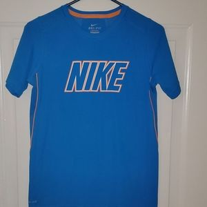 Boys NIKE Dri-fit Shirt, Sz. Large